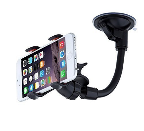 URPOWER Flexible Cell Phone Holder For Car